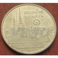 3947:  1 бат 2009 Тайланд