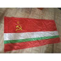 Флаг Таджикской ССР 160*80 см.