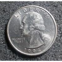 США, 25 центов 1994 P (квотер)