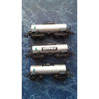 Вагоны от железной дороги ГДР, масштаб 1:120