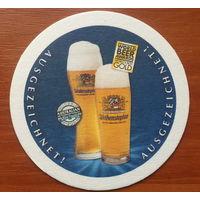 Подставка под пиво Weihenstephan No 5
