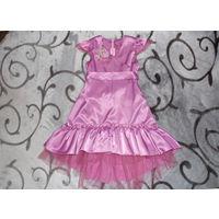Платье нарядное рост 116