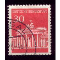 1 марка 1966 год Германия 288