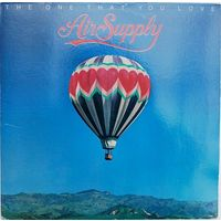 LP Air Supply - The One That You Love (1981) Soft Rock, Ballad