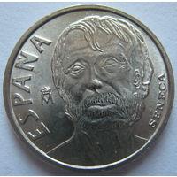 Испания 10 песет 1997 г. Сенека