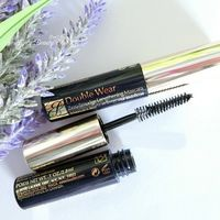 Миниатюра туши для ресниц Estee Lauder Double Wear Zero- Smudge Lengthening Mascara 01 Black 2.8 ml