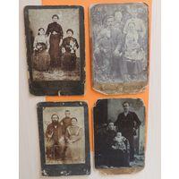 """Фото кабинет-портрет """"Семья"""", до 1917 г."""