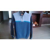 Джемпер,свитер,пуловер,кофта для школьника 100%хлопок