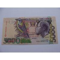 Сан-Томе и Принсипи. 5000 Добрас 2004 год UNC
