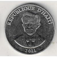 Гаити 50 сантим 2011
