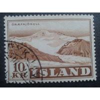 Исландия 1957 горы