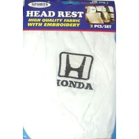 Чехлы на подголовники с логотипом Honda HR378
