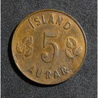 Исландия 5 эйре, 1946