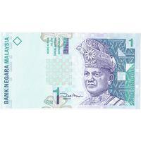 YS: Малайзия, 1 рингит (1998-), P# 39b, UNC