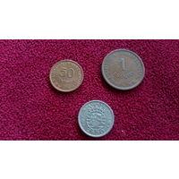 Ангола (португальская колония) 3 монеты