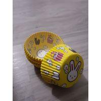 Бумажные формочки для выпечки кексов