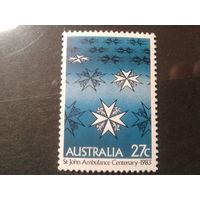 Австралия 1983 орден