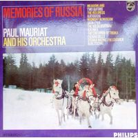 Paul Mauriat /Memories Of Russia/1969, Philips, LP, EX, Holland