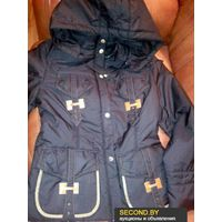 Стильная куртка на синтепоне