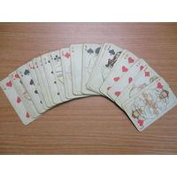 Игральные карты Преферансные 1968 года