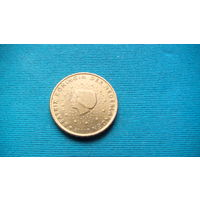 Нидерланды 10 евроцентов 2001 г. распродажа