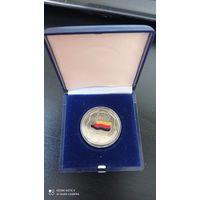 UC#200 Конго 5 франков 2002 ЧМ футбол