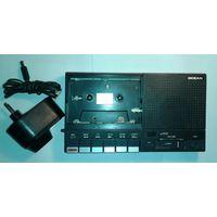 Ретро, редкий мини- магнитофон OCEAN CA-5050,  Japan,середина 80-х годов прошлого века.