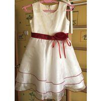 Платье нарядное, рост 104