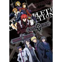 Белый крест / Weiss Kreuz (Knight Hunters) (Киёси Эгами) [TV 25 из 25]+Белый крест OVA / Weiss Kreuz OVA [2 из 2]
