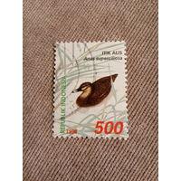 Индонезия 1998. Утки. Anas superciliosa