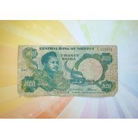 Нигерия 20 найра 2005г