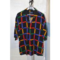 Оригинальная рубашка из 90-х в супер качестве .Из Германии.Полнейшая фирма.