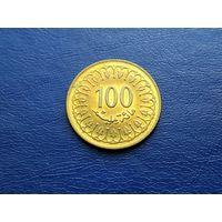Тунис. 100 миллимов 2008 (1429).