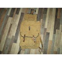Рюкзак из СССР
