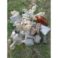 Флаконы от парфюма СССР