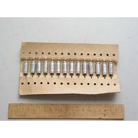 Конденсаторы МБМ 0,05 мкФ 250 В набор 14 шт. 1984 год