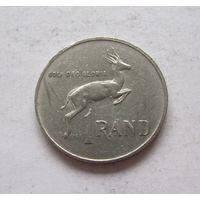 ЮАР 1 ранд 1988