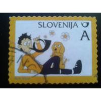 Словения 2013 стандарт, мультик
