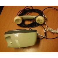 Телефон ГДР-вешается на стену-рабочий