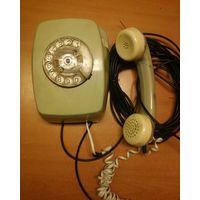 Телефон ГДР-вешается на стену