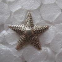 Звезда погонная МОС образца 1943 года. Оригинал