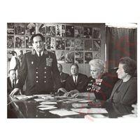Фотография Герой Советского Союза вице-адмирал Холостяков