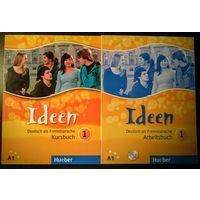 Ideen 1 (немецкий язык для подростков)