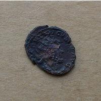 """Рим, Тетрик, император """"Галльской империи"""" в 271-274 гг."""