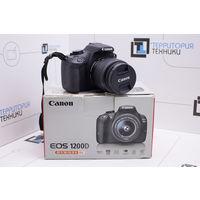 Зеркальный Canon EOS 1200D Kit 18-55mm IS II (18 Мп). Гарантия