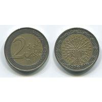 Франция. 2 евро (2001)
