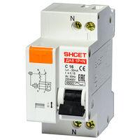 Дифференциальный автомат SHCET ДА8 2P с16