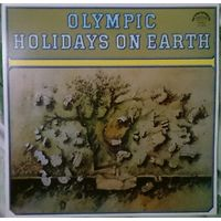 Olympic - holidays on earth, LP