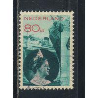 Нидерланды 1933 Вып Торговля и Транспорт Вильгельмина Пассажирские суда Стандарт #266
