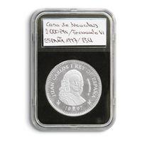 Leuchtturm -капсула для монет EVERSLAB 34 мм.
